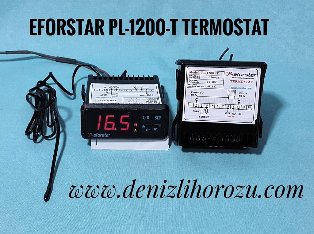 Eforstar Pl-1200-t Termostat 04