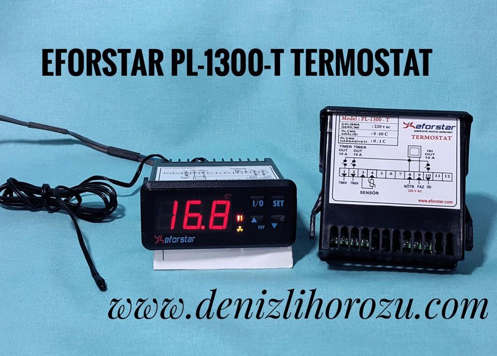 Eforstar Pl-1300-t Termostat 03